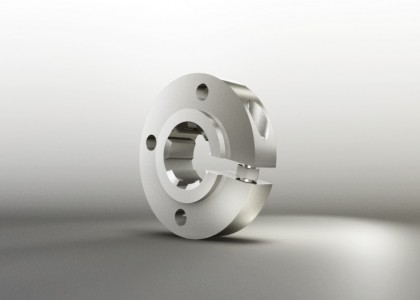 Clamping ring similar DIN ISO14-G