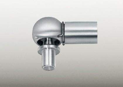 Winkelgelenk mit Nietzapfen DIN 71 802 – Form BS